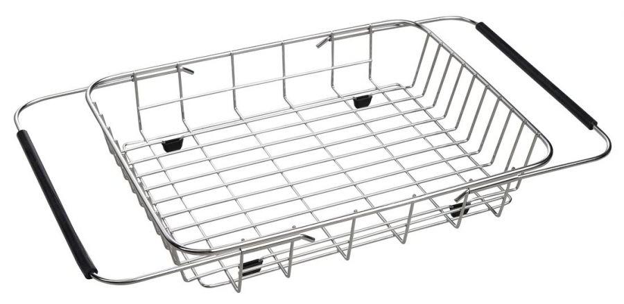 f5ebb2ee9 Sapho Drátěný košík ke dřezům EPIC a ZERO, 25x44x8 cm, nerez - EP100 ...